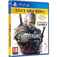 Zaklínač 3: Divoký hon - Edícia Hra Roka CZ - PS4 - Hra pre konzolu