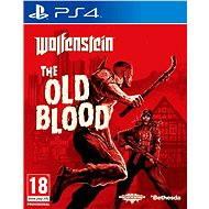 PS4 - Wolfenstein: The Old Blood - Hra pre konzolu