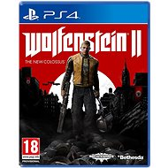 Wolfenstein II: The New Colossus - PS4 - Hra pre konzolu