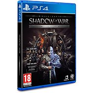Middle-earth: Shadow of War Silver Edition - PS4 - Hra pre konzolu