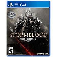 Final Fantasy XIV: StormBlood - PS4 - Hra pre konzolu
