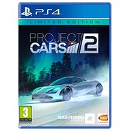 Project CARS 2 Limited Edition - PS4 - Hra pre konzolu