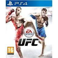 PS4 - EA SPORT UFC - Hra pre konzolu