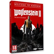 Wolfenstein II: The New Colossus Welcome to Amerika! – PS4 - Hra pre konzolu