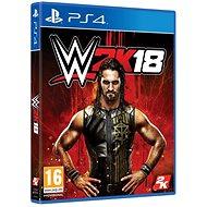 WWE 2K18 – PS4 - Hra pre konzolu