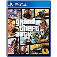 PS4 - Grand Theft Auto V - Hra pre konzolu