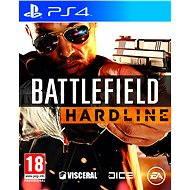 PS4 - Battlefield Hardline - Hra pre konzolu