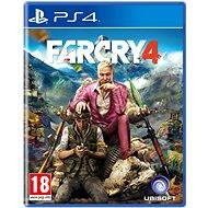 PS4 - Far Cry 4 - Hra pre konzolu