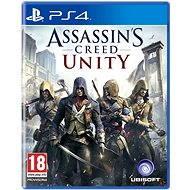 PS4 - Assassin's Creed: Unity CZ - Hra pre konzolu