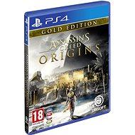 Assassin's Creed Origins Gold Edition - PS4 - Hra pre konzolu