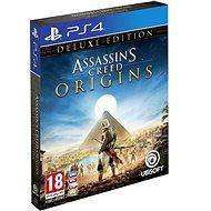 Assassin's Creed Origins Deluxe Edition + Šatka - PS4 - Hra pre konzolu