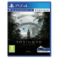 Robinson The Journey - PS4 VR - Hra pre konzolu