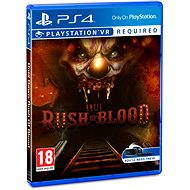 Until Dawn: Rush of Blood - PS4 VR - Herný doplnok