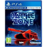 Battlezone - PS4 VR - Hra pre konzolu