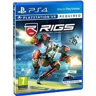 R.I.G.S - PS4 VR - Hra pre konzolu