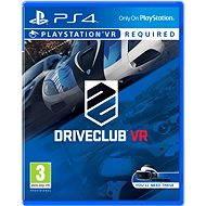 Driveclub VR - PS4 VR - Hra pre konzolu