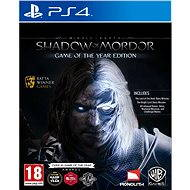 Middle-earth: Shadow of Mordor Game of The Year Edition - PS4 - Hra pre konzolu