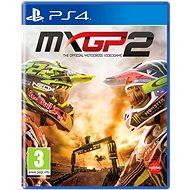 PS4 - MXGP 2 The Official Motocross Videogame - Hra pre konzolu