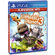 PS4 - Little Big Planet 3 - Hra pre konzolu