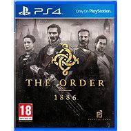 PS4 - The Order 1886 - Hra pre konzolu