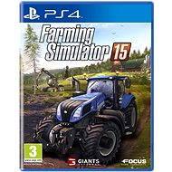 PS4 - Farming Simulator 2015 - Hra pre konzolu