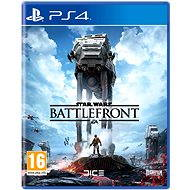 Star Wars: Battlefront - PS4 - Hra pre konzolu