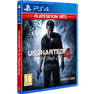 PS4 - Uncharted 4: A Thief´s End - Hra pre konzolu