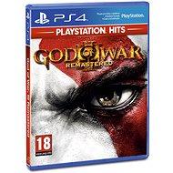 PS4 - God of War III Remaster Anniversary Edition - Hra pre konzolu