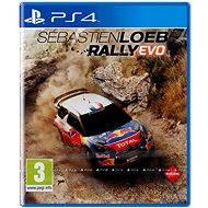 PS4 - Sébastien Loeb Rally EVO - Hra pre konzolu