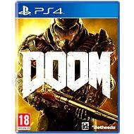 PS4 - DOOM - Hra pre konzolu