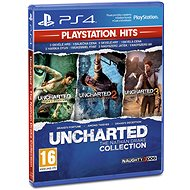 PS4 - Uncharted: The Nathan Drake Collection - Hra pre konzolu