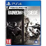 PS4 - Tom Clancys: Rainbow Six: Siege - Hra pre konzolu