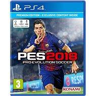 Pro Evolution Soccer 2018 Premium Edition - PS4 - Hra pre konzolu