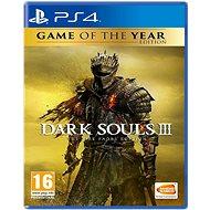 Dark Souls III: The Fire Fades Edition (GOTY) - PS4 - Hra pre konzolu