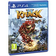 Knack 2 – PS4 - Hra pre konzolu