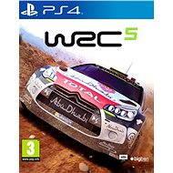 WRC 5 - PS4 - Hra pre konzolu