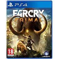 PS4 - Far Cry Primal CZ - Hra pre konzolu