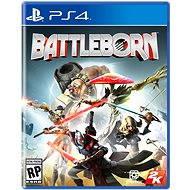 PS4 – Battleborn - Hra pre konzolu