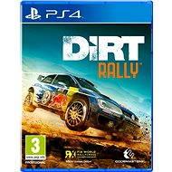 PS4 - Dirt Rally - Hra pre PC