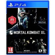 Mortal Kombat XL - PS4 - Hra na konzolu
