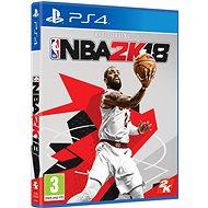NBA 2K18 - PS4 - Hra pre konzolu