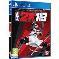 NBA 2K18 Legend Edition- PS4 - Hra pre konzolu