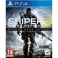 Sniper: Ghost Warrior 3 Season Pass Edition – PS4 - Hra pre konzolu
