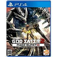 God Eater 2: Rage Burst – PS4 - Hra pre konzolu