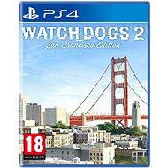 Watch Dogs 2 San Francisco Edition - PS4 - Hra pre konzolu