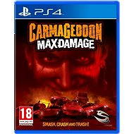 Carmageddon: Max Damage - PS4 - Hra pre konzolu