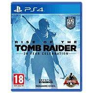Rise of The Tomb Raider 20th Celebration Edition - PS4 - Hra pre konzolu