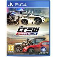 The Crew Ultimate Edition - PS4 - Hra pre konzolu