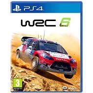 WRC: FIA World Rally Championship 6 - PS4 - Hra pre konzolu