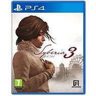 Syberia 3 Special Edition - PS4 - Hra pre konzolu